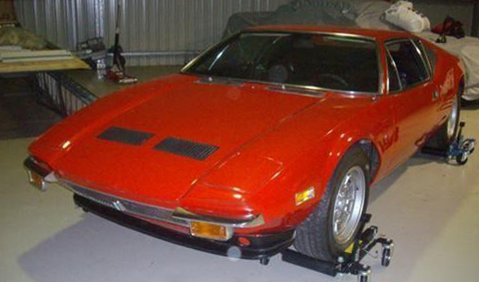 1972 DETOMASO PANTERA GT 5.8L