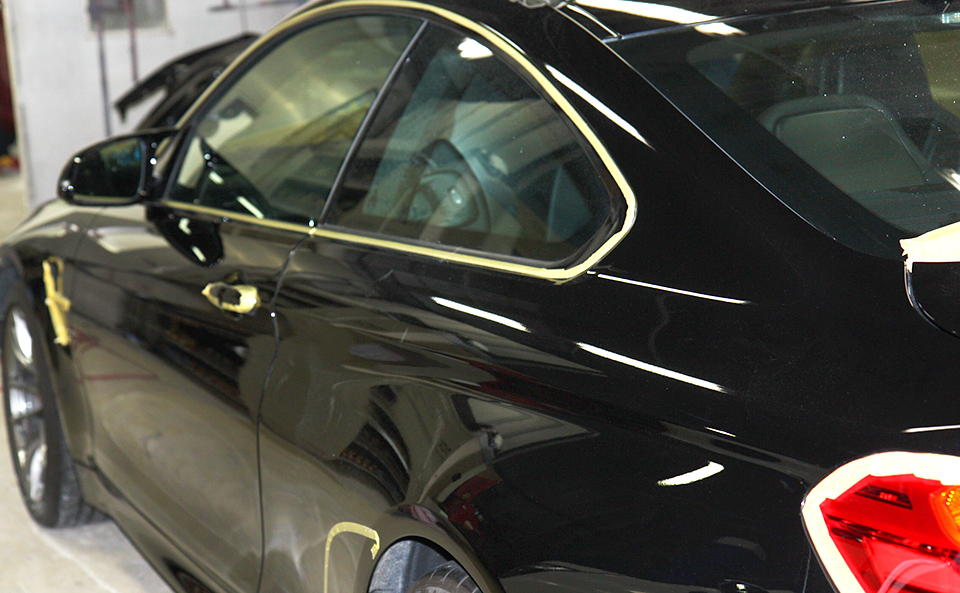 BMWのボディコーティング