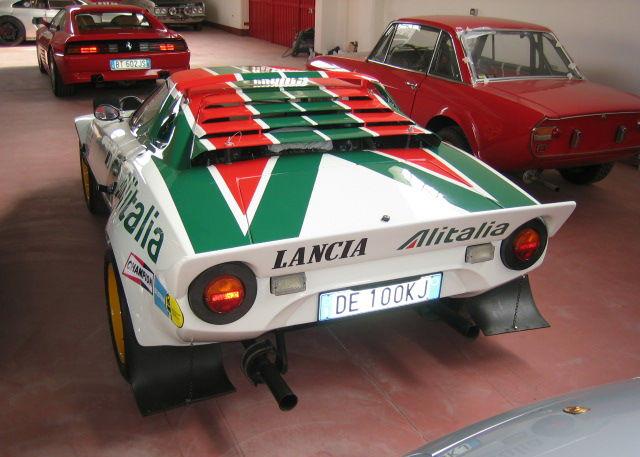1975 Lancia Stratos 24V Gruppe4 29000km