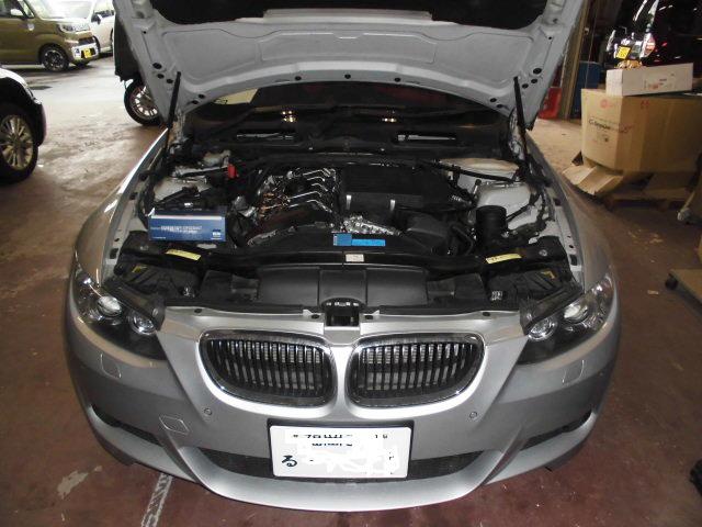 エンジン不調、BMW 335I