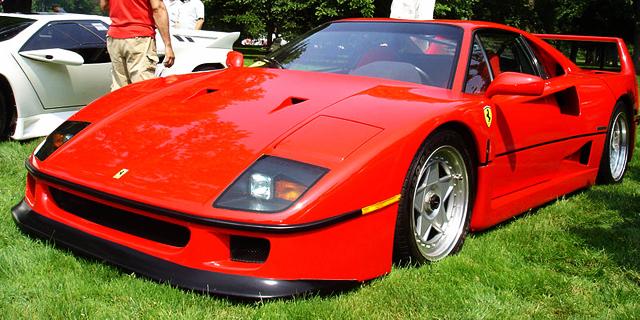 フェラーリF401991