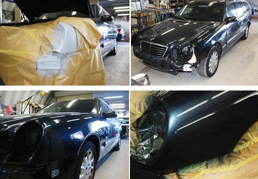 W210メルセデスベンツE240ワゴン