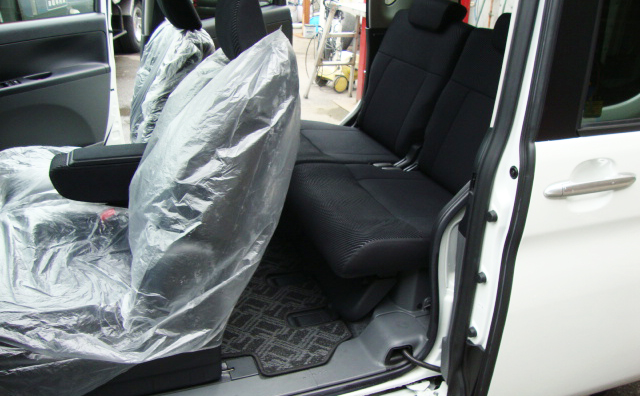 H20年 タントカスタム RS入荷!
