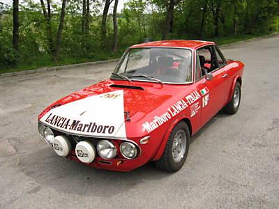 1969 Lancia Fulvia 1600HF 28500km 132ps