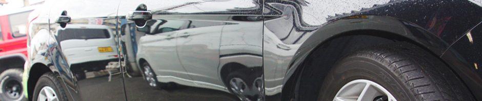 フォーカスの運転席ドア修理